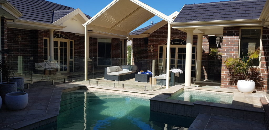 Glass Pool Fencing Taylors Lakes