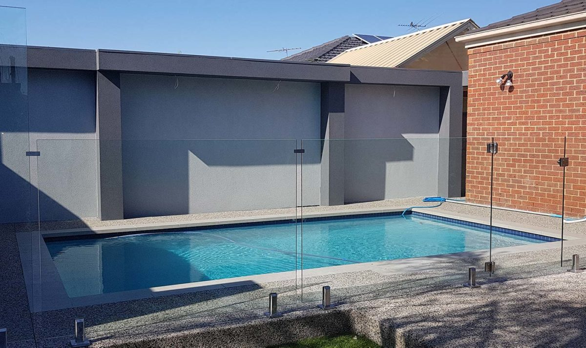 Pool Fencing Taylor's Hill