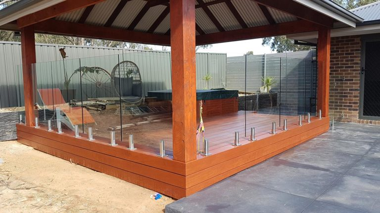 Spa Enclosure Bendigo