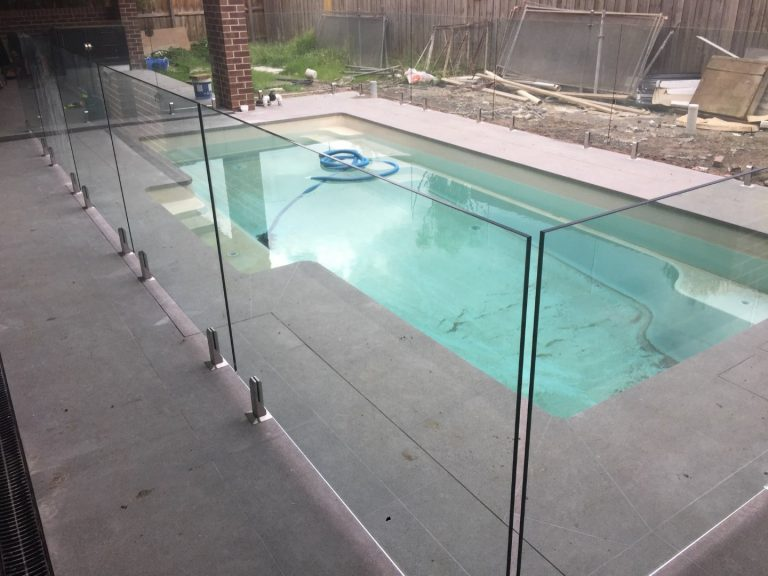 Glass Pool Fencing Keilor